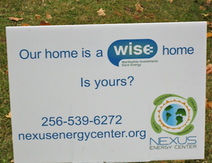 WISE Home Energy Program