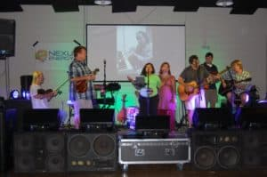 "Our ""Forever Grateful"" concert hosted at Straight to Ale."