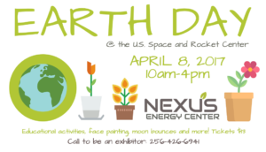 EARTH DAY 2017 logo