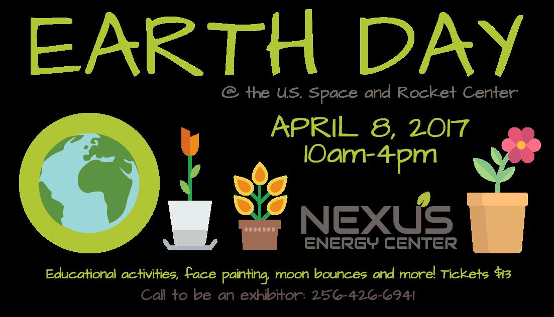 EARTH DAY 2017 logo