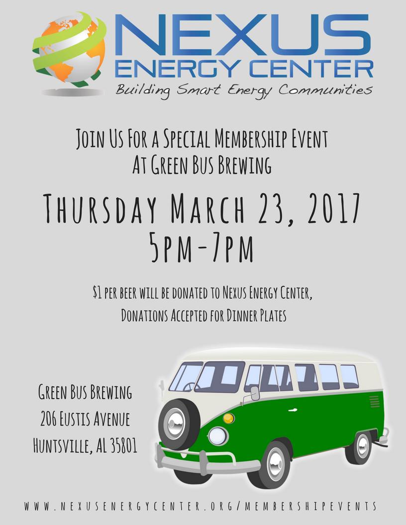 Green Bus Membership event