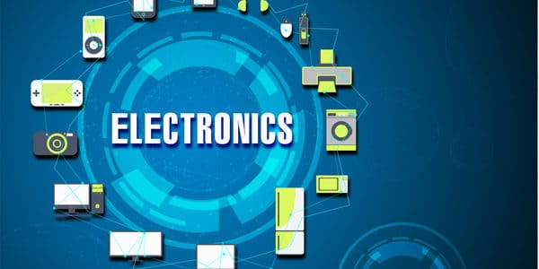 home electronics appliances circle infog